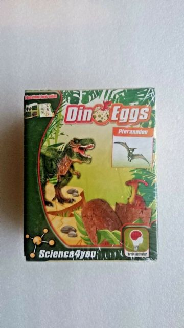 Science4you Dino-eggs - Toy  Pteranodon Dig Out -NEW